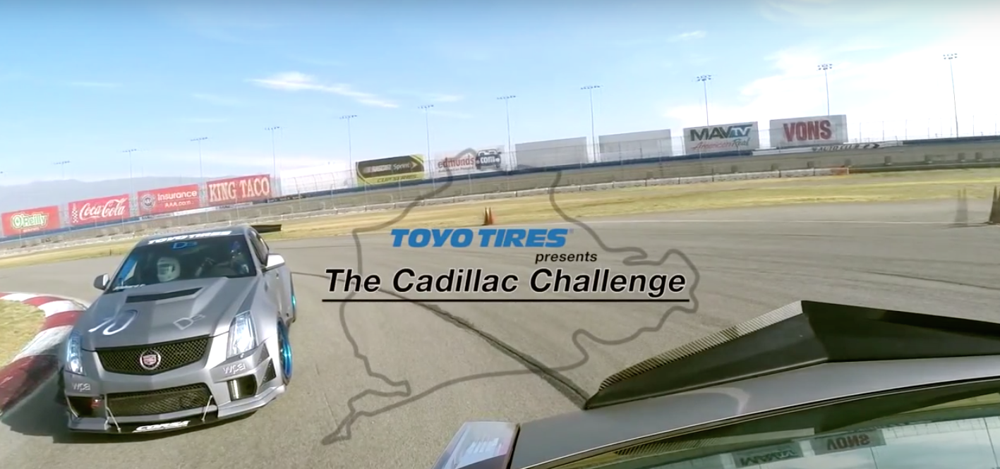 D3 Cadillac Challenge