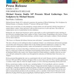 Michael Stearns Studio Press Release